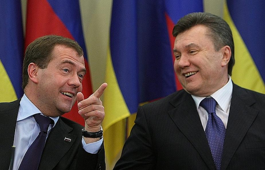 Ukraina: trzeba odrzucić umowę o flocie
