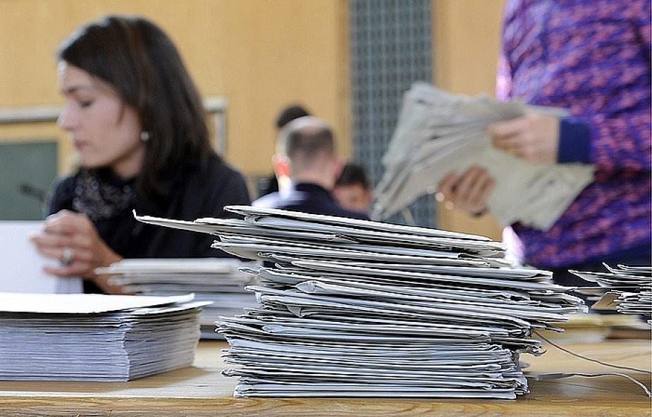 Szwajcarzy wybierają parlament