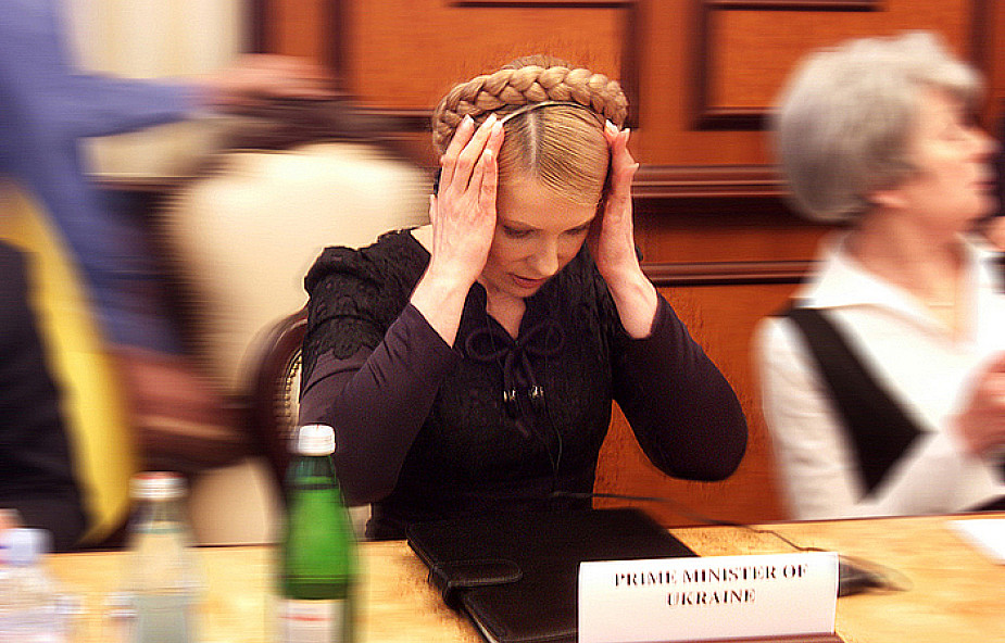 """Julia Tymoszenko napisała """"List do dyktatora"""""""