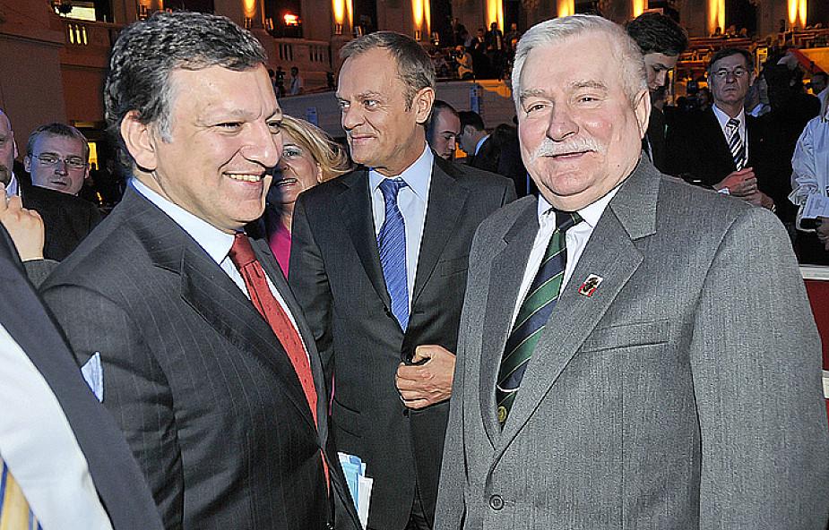 Wałęsa: Kaczyński nie zasługuje na pomniki