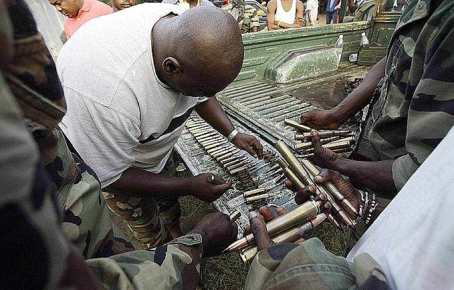 Wybrzeże Kości Słoniowej - masakra cywilów