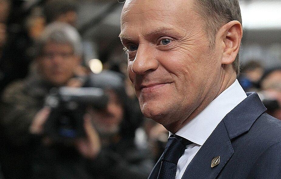 Premier Tusk spotkał się z Van Rompuyem