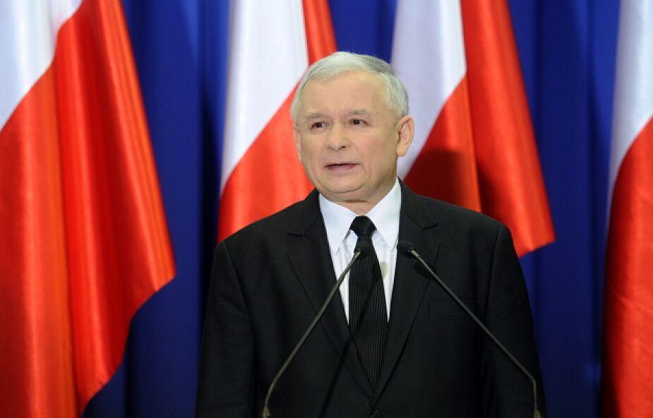 PO skarży Kaczyńskiego do komisji etyki
