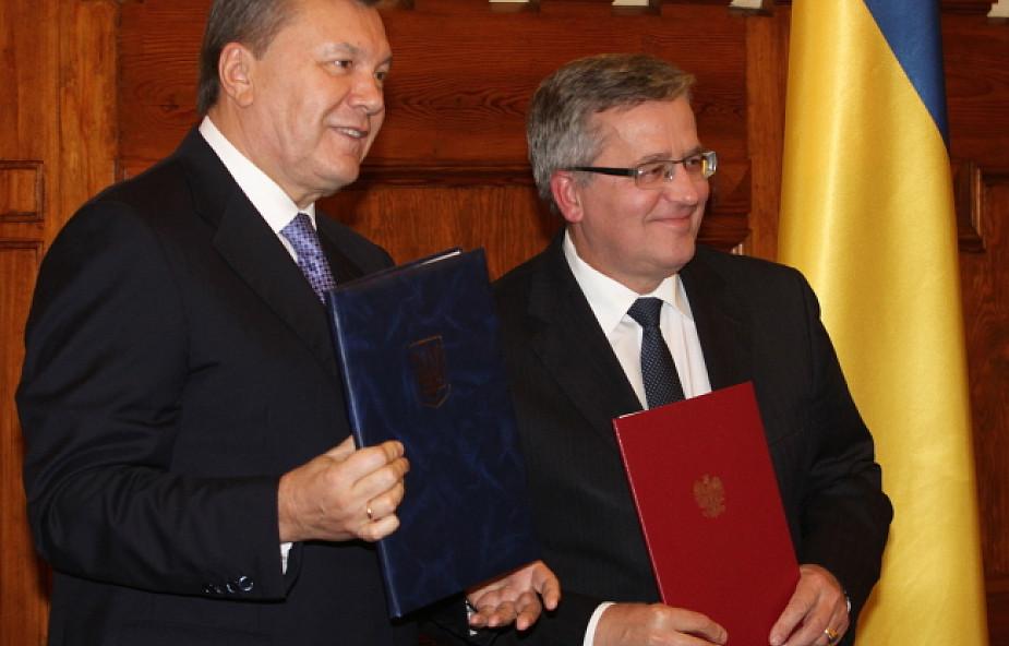 """""""Ciężko pracujemy na sukces szczytu w Wilnie"""""""