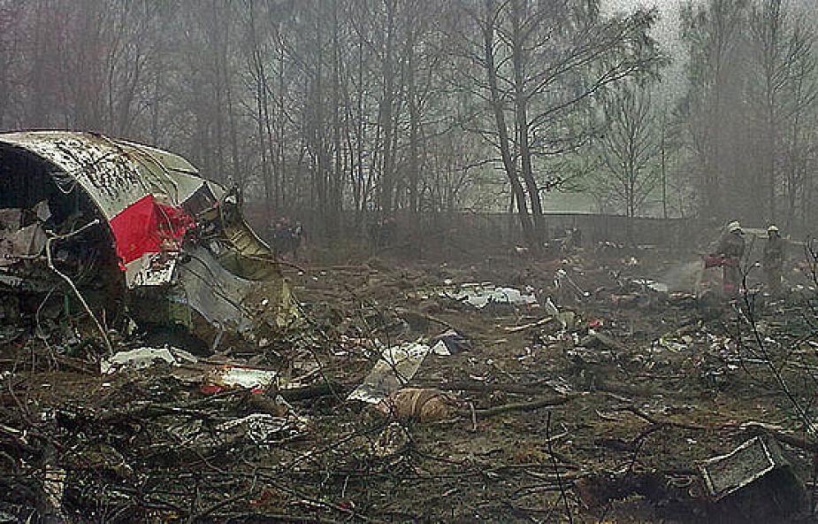 Rosjanie boją się oddać wrak Tu-154