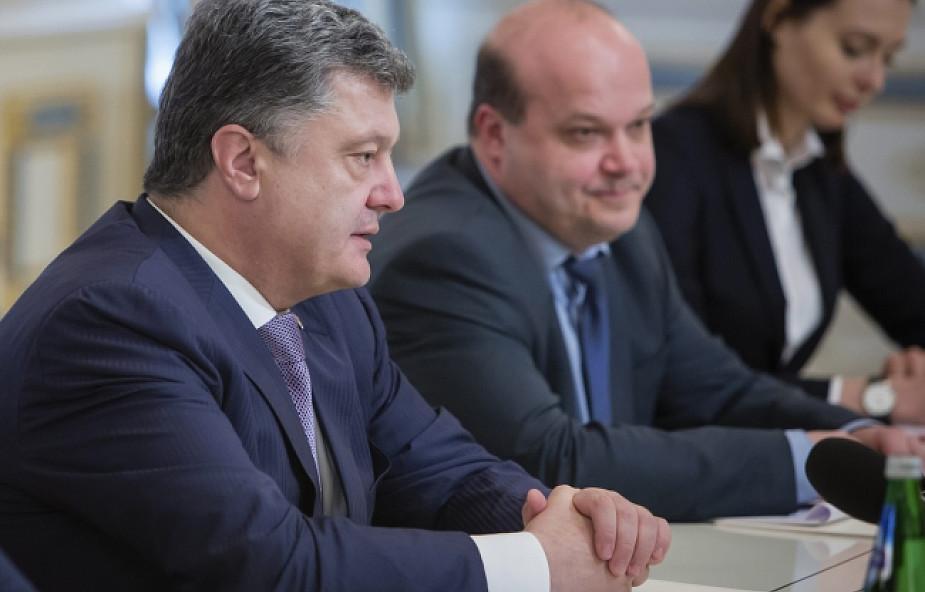 Ukraina prosi o większą liczbę obserwatorów
