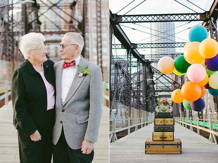 61 rocznica ślubu w ODLOTowym stylu - zdjęcie w treści artykułu nr 1