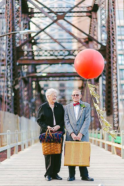 61 rocznica ślubu w ODLOTowym stylu - zdjęcie w treści artykułu nr 2