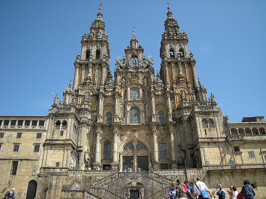 Cel - Santiago de Compostela - zdjęcie w treści artykułu nr 7