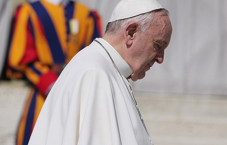 Papież w drodze do USA odwiedzi Kubę