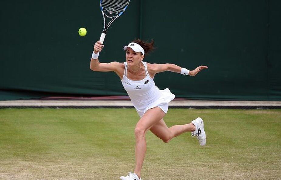 Wimbledon - Radwańska odpadła w 1/8 finału