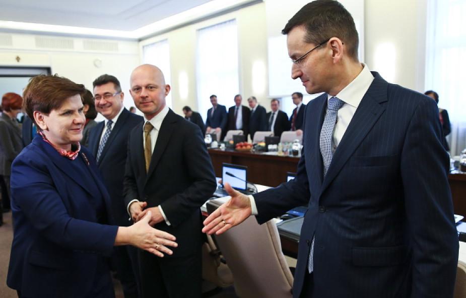 Mateusz Morawiecki powołany na ministra finansów