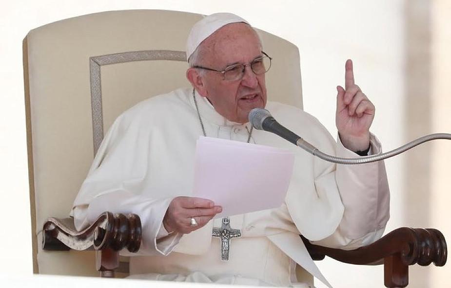Papież: dramatyczne rozmiary bezrobocia na świecie