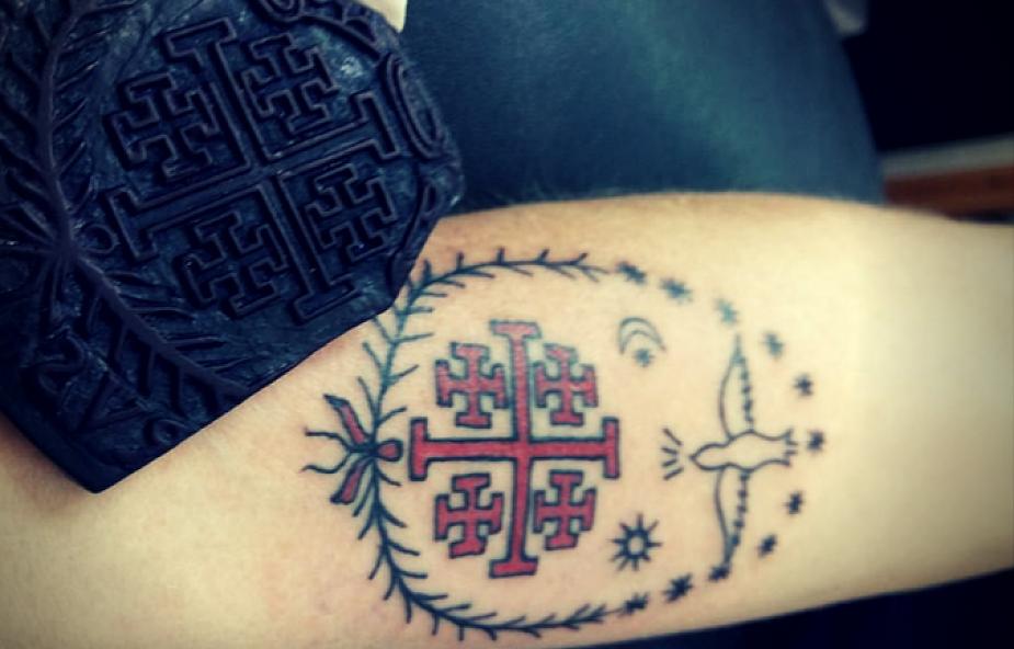 Właśnie Dlatego Dawni Chrześcijanie Robili Sobie Tatuaże