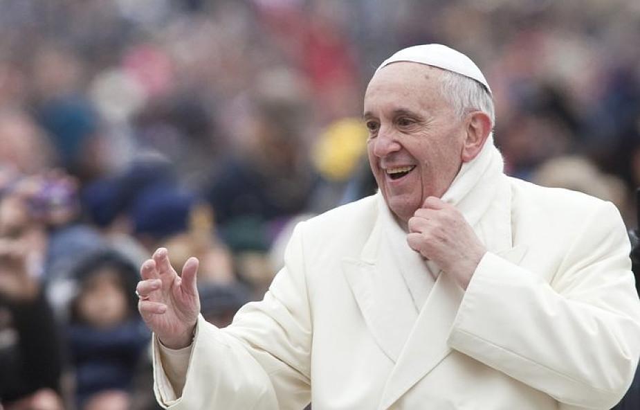Papież Franciszek: źródłem prawdziwej nieczystości jest ludzki grzech [DOKUMENTACJA]