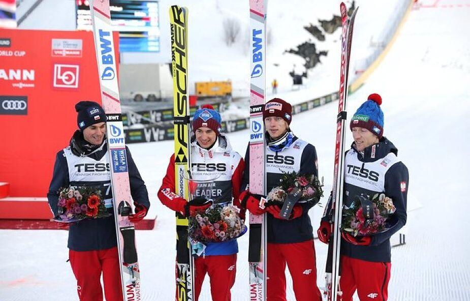 Puchar Świata w skokach - Polska druga w Vikersund, zwycięstwo Norwegii