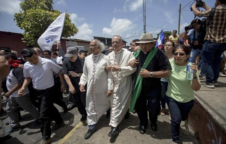 Nikaragua: napad na polskiego nuncjusza oraz lokalnych hierarchów nie przeszkodzi Kościołowi