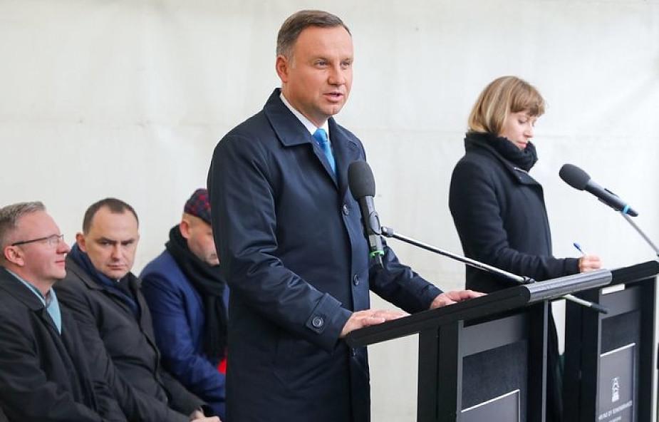Australia: Prezydent Duda otworzył w Sydney Zagraniczne Biuro Handlowe PAIH