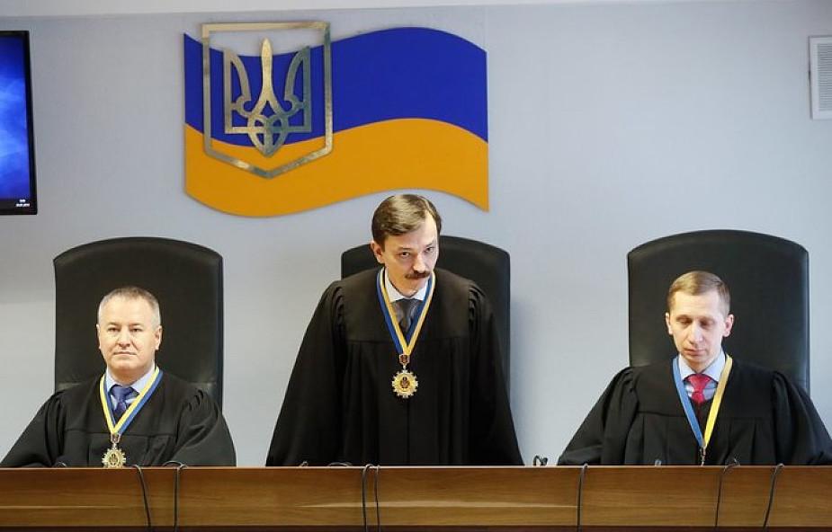 Ukraina: były prezydent Janukowycz skazany na 13 lat więzienia