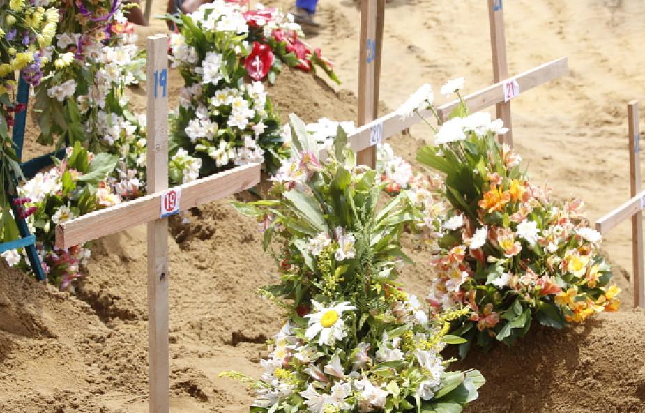 Sri Lanka / Policja: było dziewięciu zamachowców. Większość zidentyfikowano