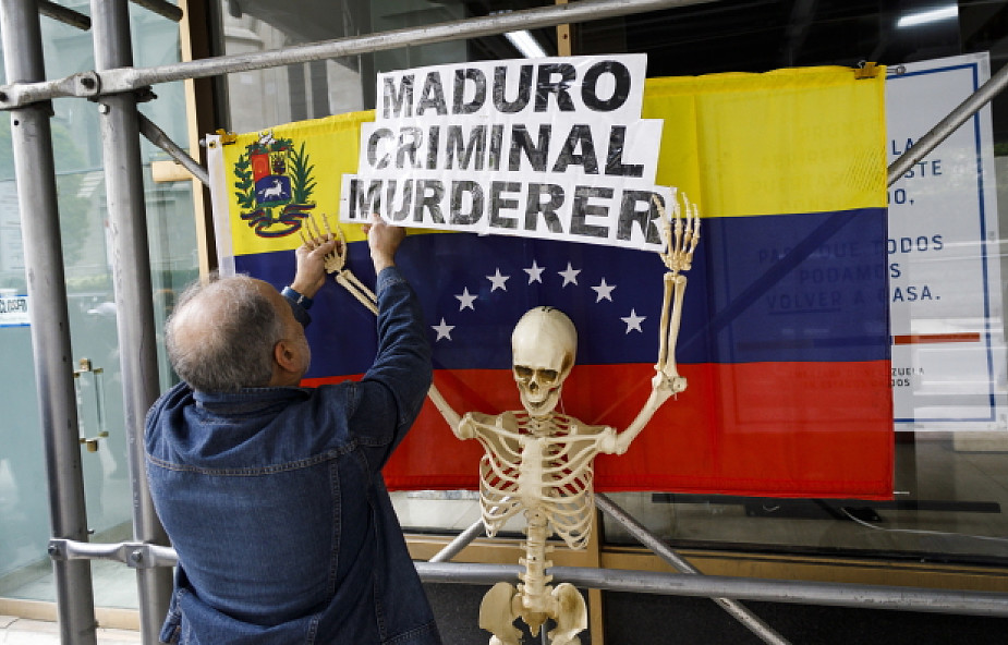Juan Guaido: Maduro nie ma wsparcia armii