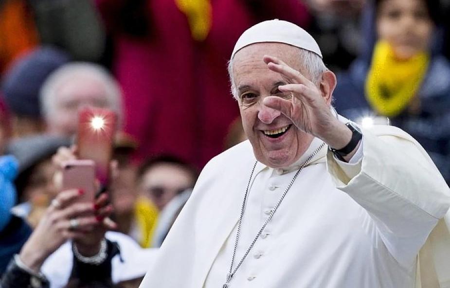 Papież zachęcił do rozwijania dialogu między katolikami a wyznawcami judaizmu