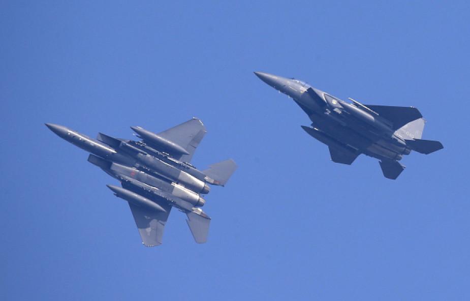 Rosyjski samolot bojowy wleciał w strefę powietrzną Korei Płd. Padły strzały