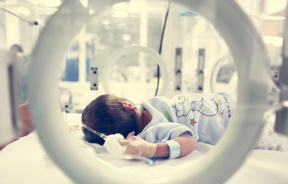 Lekarze walczą o zdrowie pięcioraczków z Bytomia