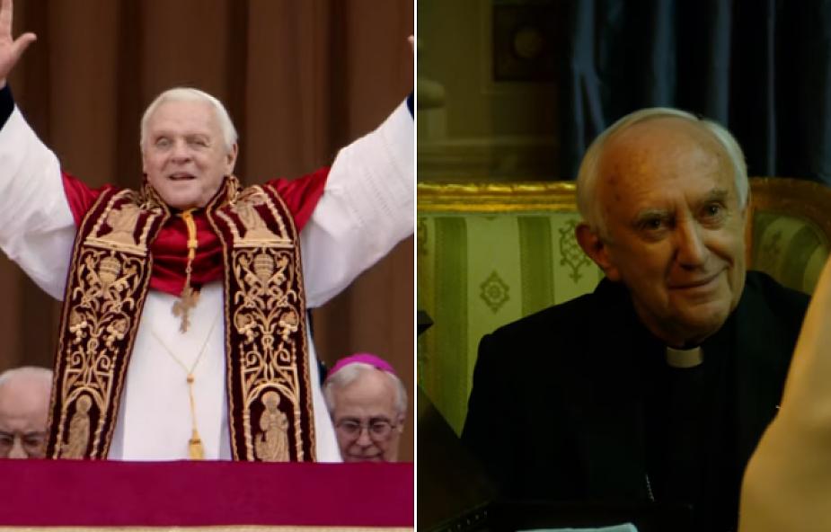Benedykt XVI i Franciszek w nowym serialu Netflixa [WIDEO]