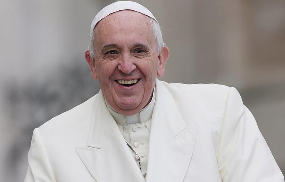 Franciszek do dziennikarzy: nie obawiam się schizm