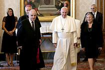 Papież przyjął na audiencji prezydenta Malty